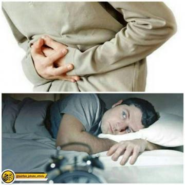 خوابيدن در شرایطی که گرسنه هستید میتواند به خواب رفتن را با تاخیر مواجه سازد