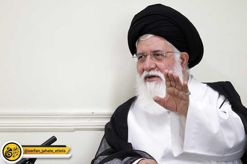 علمالهدی، امام جمعه مشهد: دلار سه هزار تومانی را ۱۰ هزار تومان کردید، باز هم میخواهید مذاکره کنید؟