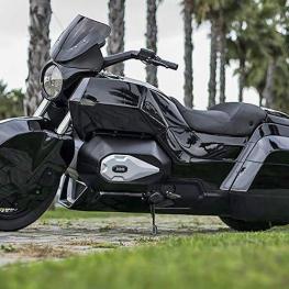 شرکت کلاشنیکف روسیه از عرضه موتورسیکلت کورتژ برای استفاده در ناوگان ریاست جمهوری روسیه خبر داد