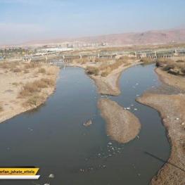 ساخت دریاچه مصنوعی با حقابه دریاچه ارومیه!