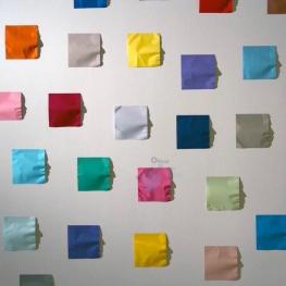 ایجاد سایه هایی متفاون با کاغذ اثر هنرمندی ژاپنی