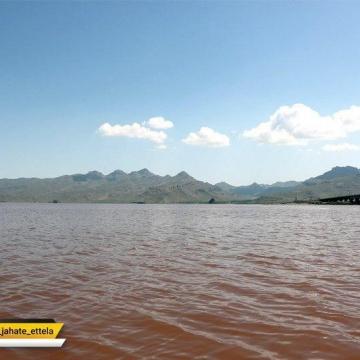 احداث دریاچه مصنوعی از حقابه دریاچه ارومیه متوقف شد