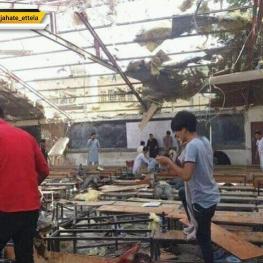 انفجار انتحاری در پایتخت افغانستان