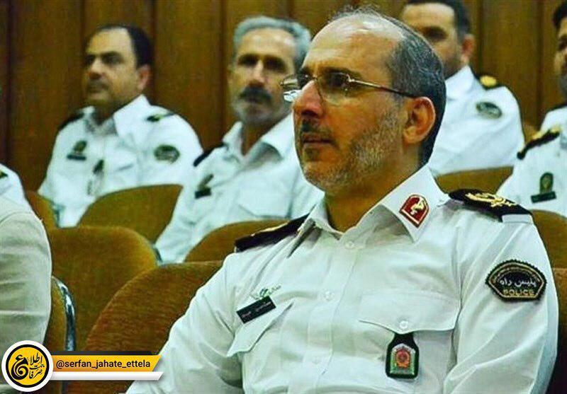 سردار حمیدی:تست ایمنی خودروها متوقف شد