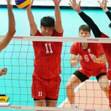تیم ملی والیبال ایران به عنوان نایب قهرمانی جام کنفدراسیونهای آسیا دست یافت