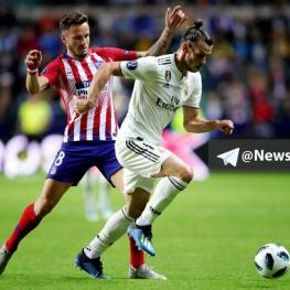اتلتیکو مادرید قهرمان سوپرجام فوتبال اروپا شد