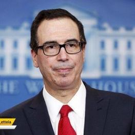 وزیر خزانهداری آمریکا اعلام کرد این کشور آماده اعمال تحریمهای بیشتر علیه ترکیه است.