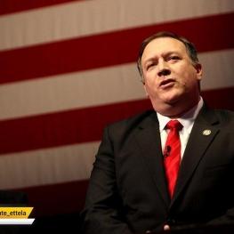 پامپئو: ایران باید رفتار خود در داخل و خارج را تغییر دهد