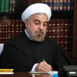 رئیس جمهور درگذشت عزت الله انتظامی را تسلیت گفت