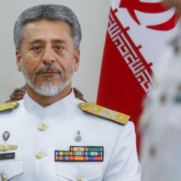 امیر دریادار سیاری، معاون هماهنگ کننده ارتش:  برای اولین بار از سوئز عبور کردیم