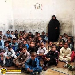 دانشآموزان سال اول و چهارم ابتدایی در استان سیستان و بلوچستان