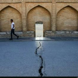 وضعیت اسفناک پلهای تاریخی اصفهان