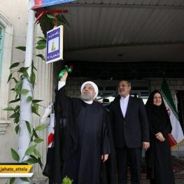 سوال مهر امسال رئیس جمهور از دانش آموزان