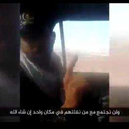 داعش با انتشار ویدیویی مدعی مسئولیت حمله به رژه اهواز شد