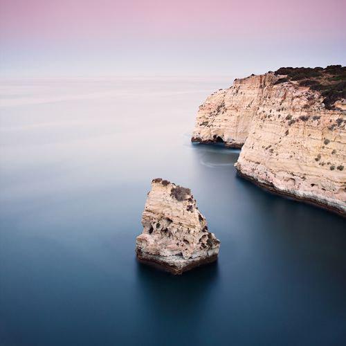 آب های ساحلی منطقه Algarve پرتغال