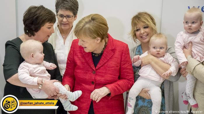 جمعیت آلمان به مرز ۸۳ میلیون نفر رسید