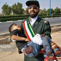 پدر شهید حادثه تروریستی اهواز: پسرم را جلوی چشمم کشتند