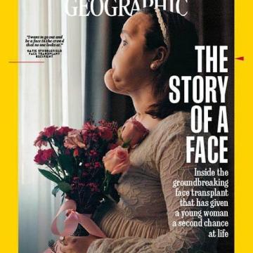 جدیدترین شماره ازمجله مشهور #علمی  National Geographic