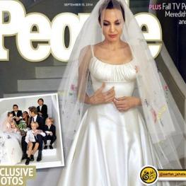 آنجلينا جولى براى چهارمين بار ازدواج میکند؟