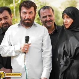 تصویر تازه از سیامک انصاری و شبنم مقدمی در «زهرمار»