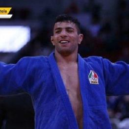 نماینده وزن ۸۱- کیلوگرم جودوی ایران راهی فینال رقابتهای قهرمانی جهان شد