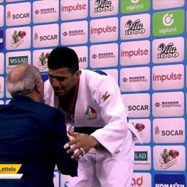 مسابقات جهانی جودو ۲۰۱۸ – باکو