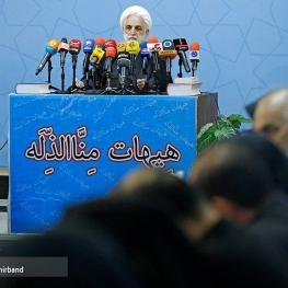 تکذیب ارتباط سببی و نسبی فردی در یک پرونده با مشاور عالی فرمانده نیروی انتظامی