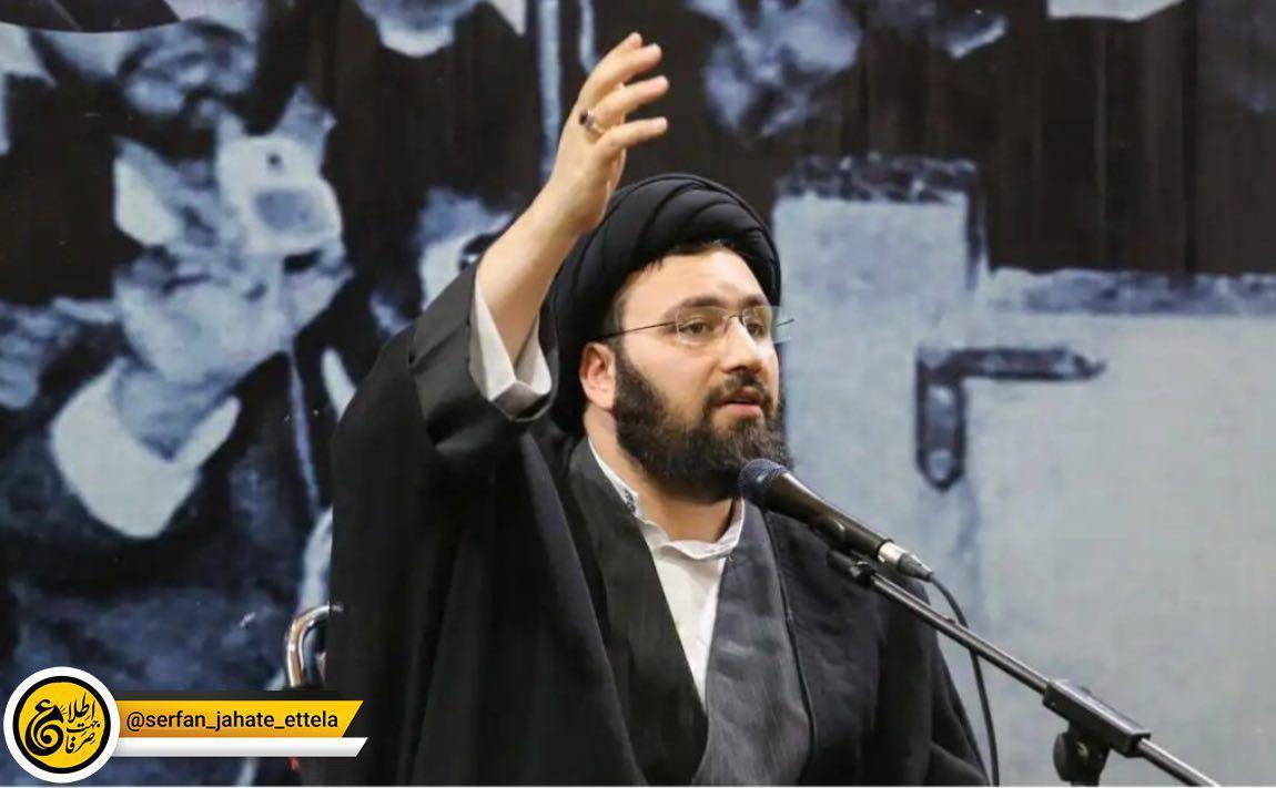 سید علی خمینی، نوۂ امام خمینی به نجف رفت و در این شهر مذهبی عراق، مستقر شد.