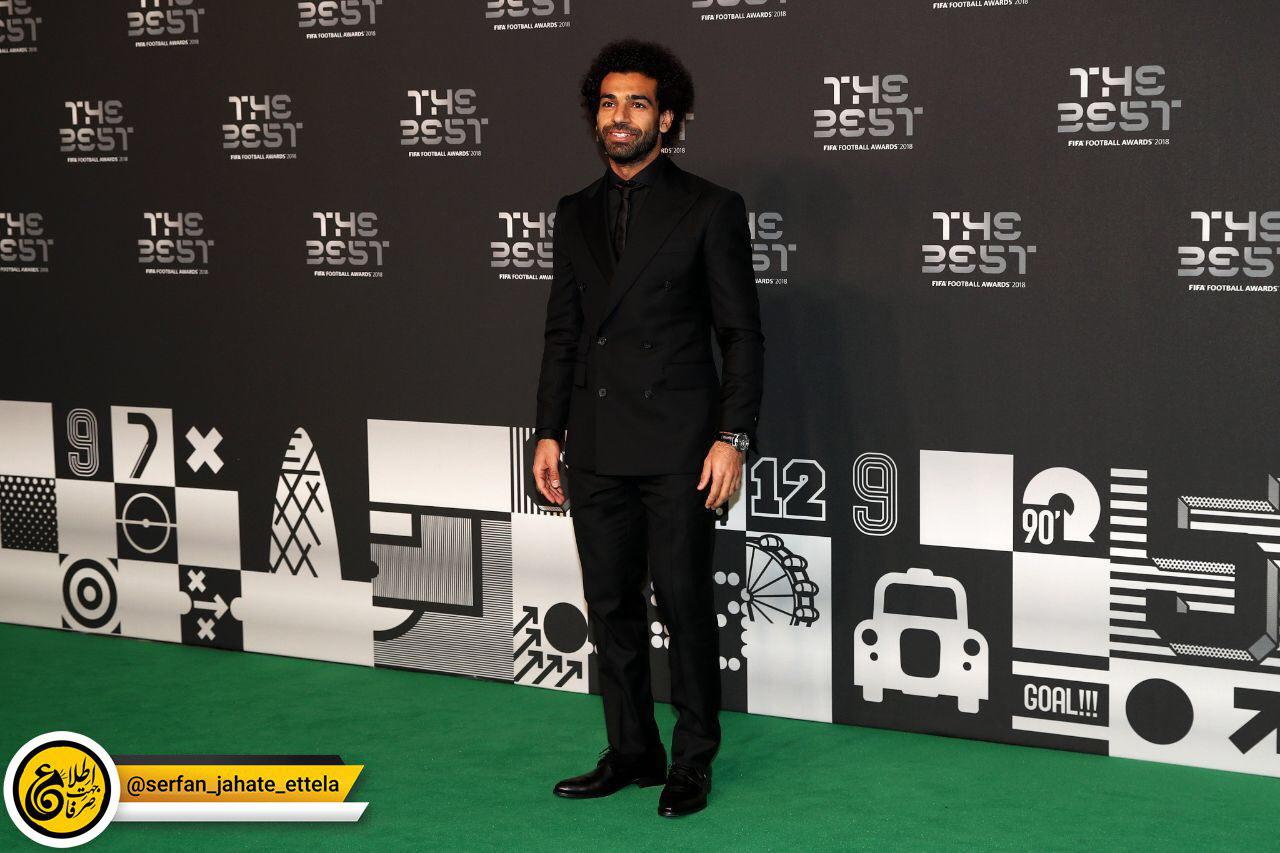 محمد صلاح از سوی FIFA به عنوان برنده جایزه بهترین گل سال ۲۰۱۸(پوشکاش) معرفی شد