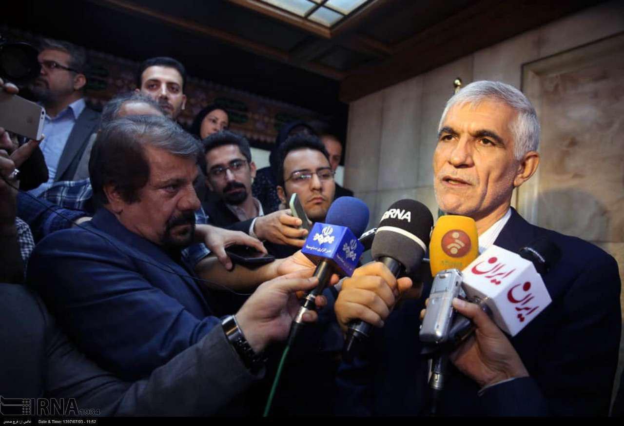 محمدعلی افشانی شهردار تهران: در زمان حاضر شهرداری ۱۵ هزار پست سازمانی مصوب دارد