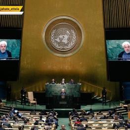 رییس جمهوری: خرسندیم که جامعه بینالملل خروج یکجانبه امریکا از برجام را برنتافت و مقابل آن اتخاذ موضع کرد.