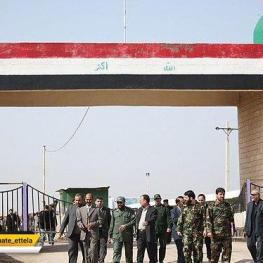 مدیر گمرک شلمچه: سفر زائران ایرانی با خودروهای سواری شخصی به عتبات از طریق مرز شلمچه ممنوع است