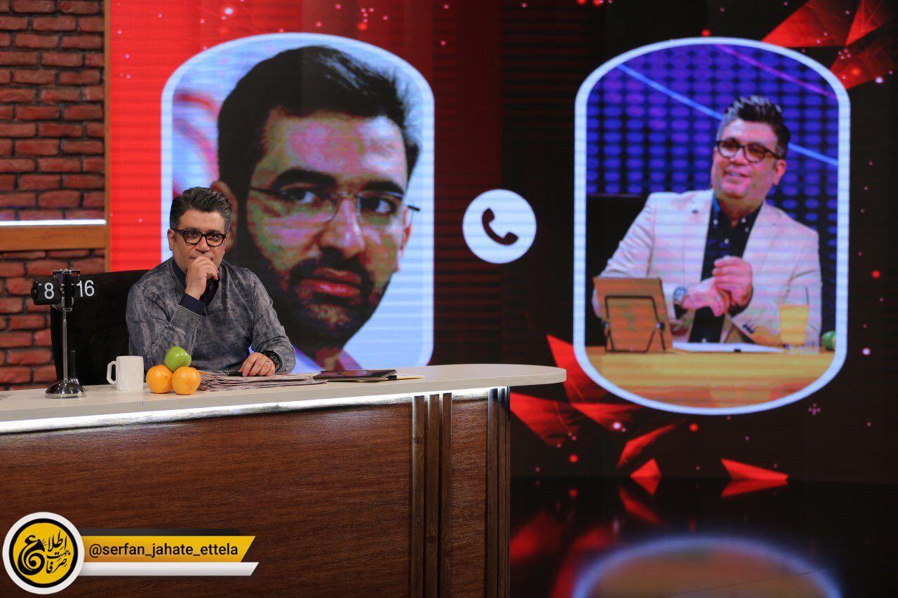 قبض موبایل وزیر ارتباطات چقدر است؟