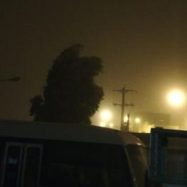 شب طوفانی مهران