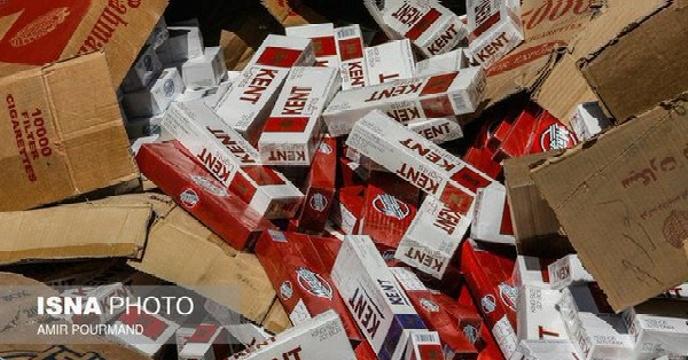 مدیرکل تعزیرات حکومتی اردبیل: قاچاق سیگار از مرزهای ایران به آذربایجان بیشتر شده است