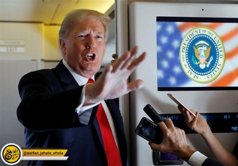 ترامپ تهدید کرد از پیمان منع موشکهای هستهای میان برد خارج میشود