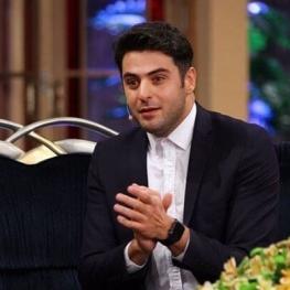 واکنش علی ضیا به ماجرای جنجالی پسر سرطانی