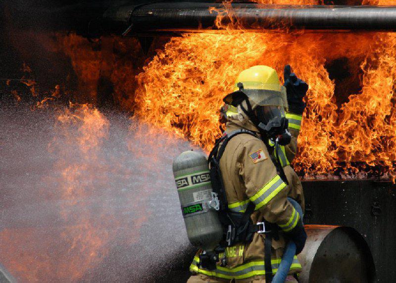 انفجار در کارخانه صبا باتری در گرمسار