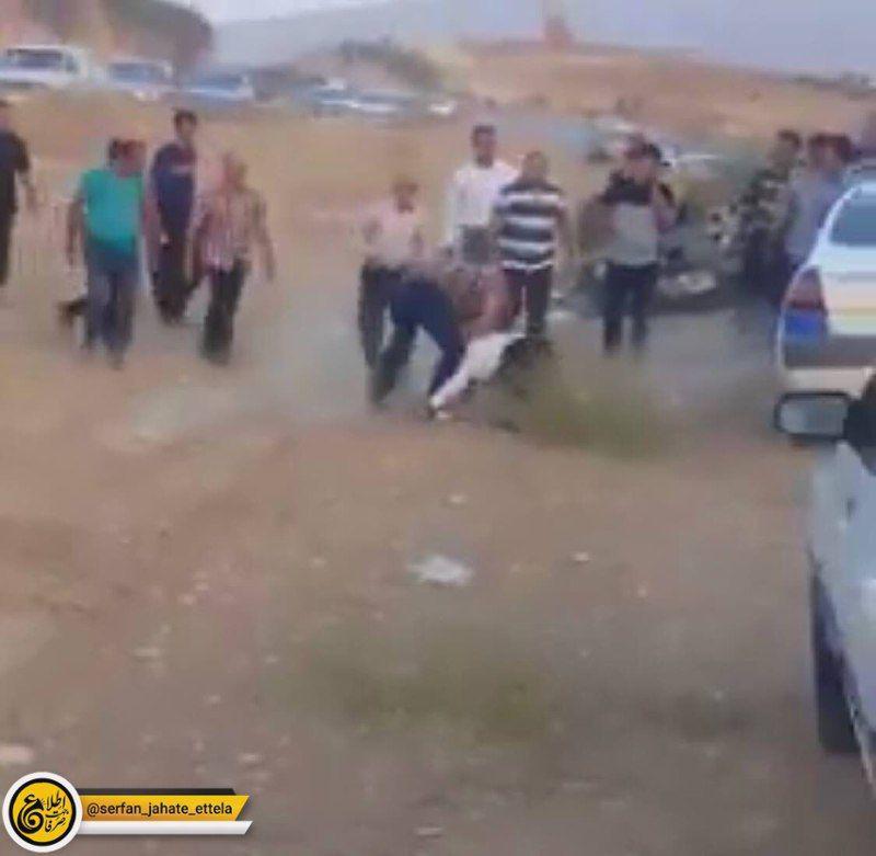 حکم راننده لندکروزی که مامور پلیس شیراز را مورد ضرب و شتم قرار داده