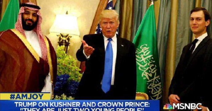 داماد دونالد ترامپ:کودتای غرب علیه خود را هرگز فراموش نخواهم کرد