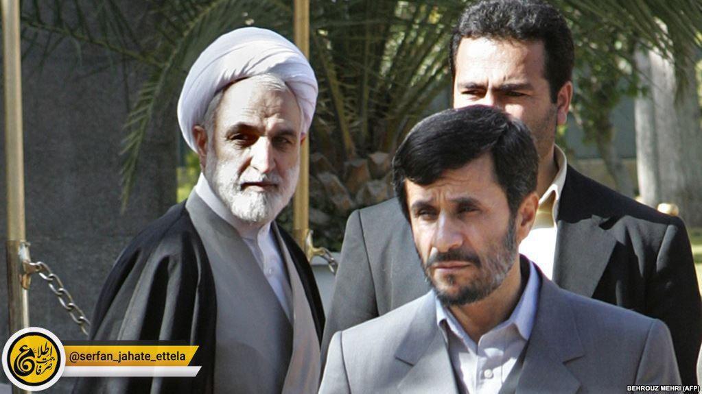 نظر محسنی اژهای درباره عدم برخورد با احمدینژاد: شاید دیر و زود داشته باشد ولی سوخت و سوز ندارد