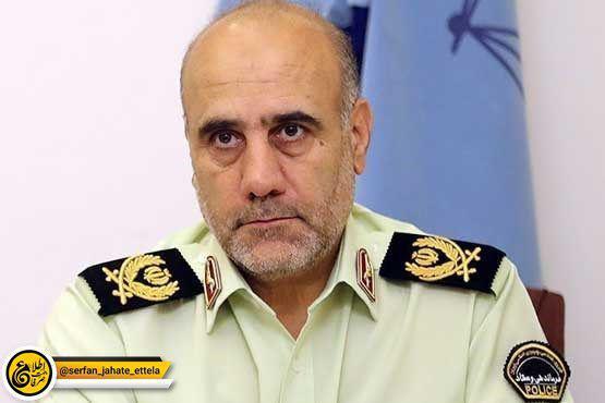 فرمانده پلیس پایتخت :ترخیص خودروی رانندگان متخلف منوط به گذراندن دوره آموزشی