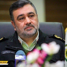 فرمانده ناجا: نیروی انتظامی به هیچ عنوان اجازه تردد به افراد فاقد مدارک قانونی را نخواهد داد