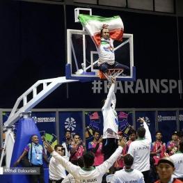 ٥١ طلا برای کاروان پرافتخار و تاریخساز ایران در بازیهای پاراآسیایی.