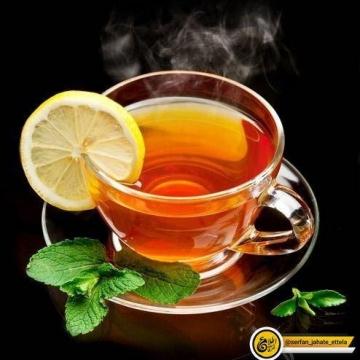 چای را با لیمو نخورید