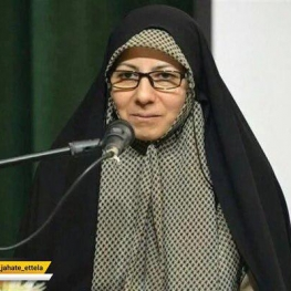 «سکینه اشرفی» اولین معاون زن در شهرداری پایتخت