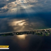 جزیره هترس در ایالت کارولینای شمالی آمریکا