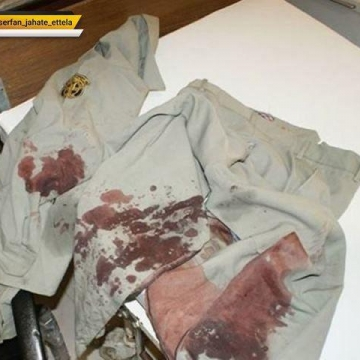 طی درگیری سه نفر از محیط بان ها زخمی و یک نفر از آن ها نیز شهید شدند