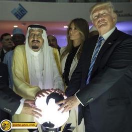 ترامپ: به عربستان سعودی برای مبارزه با تروریسم نیاز داریم.