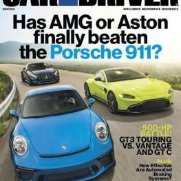 جدیدترین شماره ازمجله مشهور #اتومبیل  Car and Driver